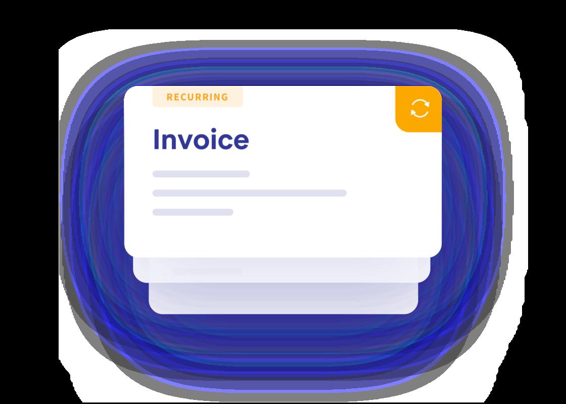 recurring e-invoicing