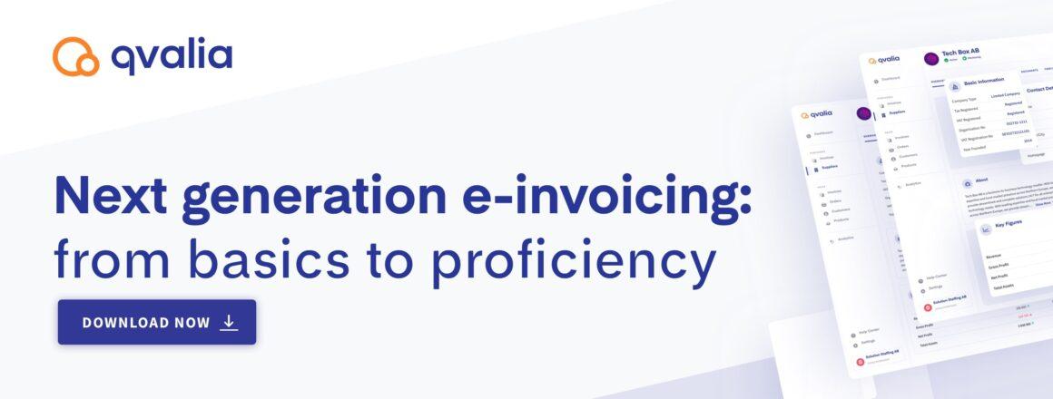 EDI e-invoicing