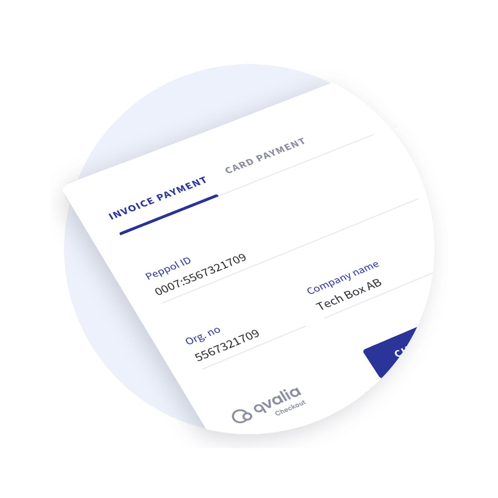 B2B payment gateway